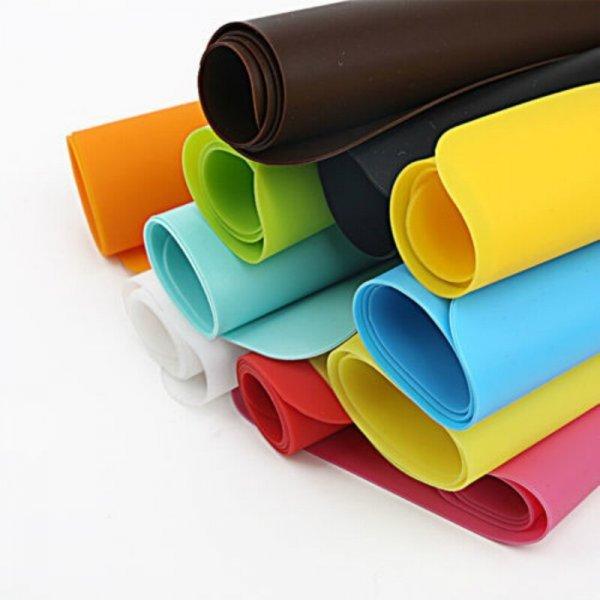 Силиконовый антипригарный коврик  OUSSIRRO (40*30 см, 6 цветов)