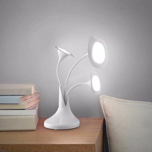 Сенсорный светильник Арт Цветок SUNLI HOUSE