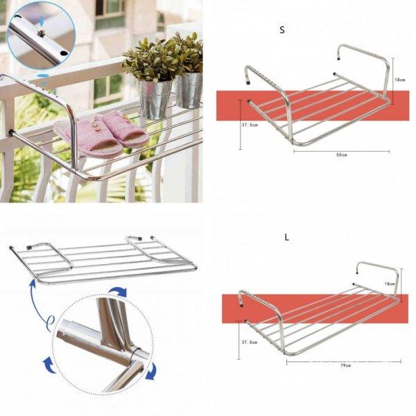 Сушилка на балкон (3 вида)