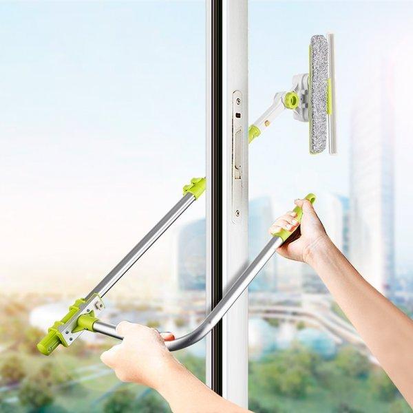 Супер швабра для мытья окон на высоте SDARISB
