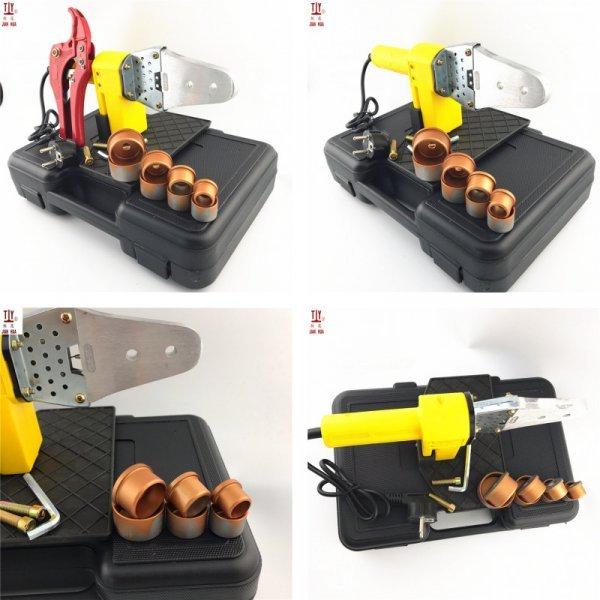 Аппарат для сварки пластиковых труб от JIANHUA (12 комплектаций)