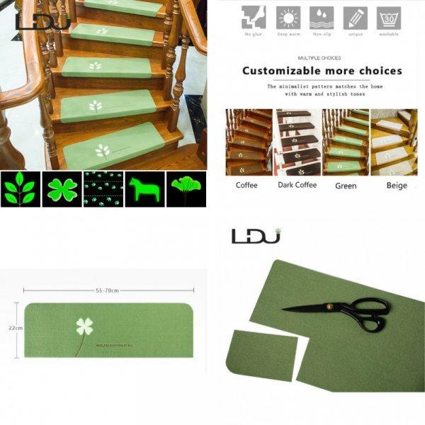Светящиеся коврики для лестниц