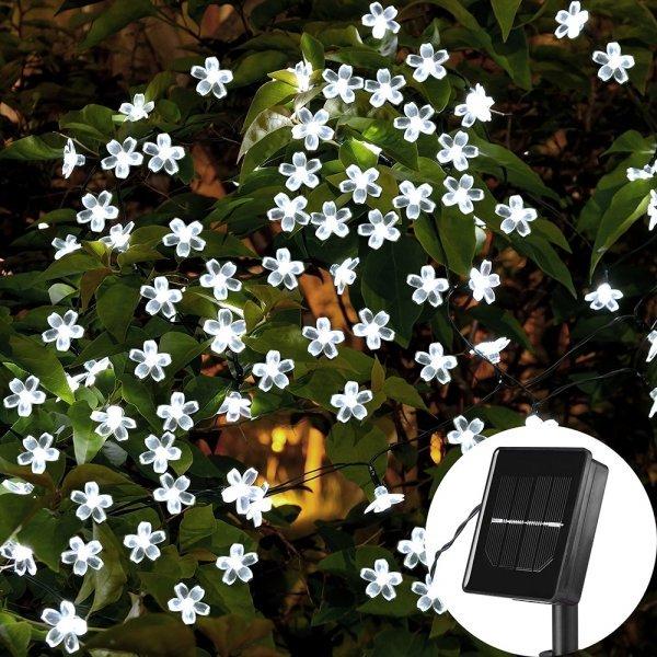 Гирлянда Цветник от OSIDEN (в наличии 4 цвета, длина 5, 7, 12, 22 м)