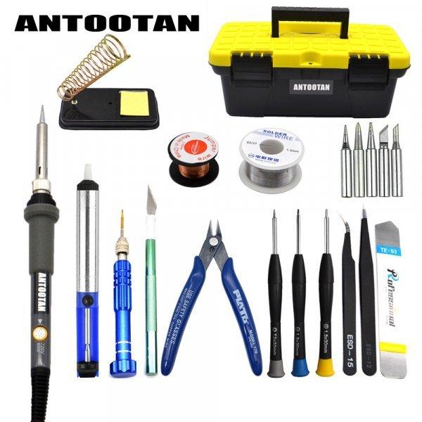 Ящик с инструментами для пайки от ANTOOTAN