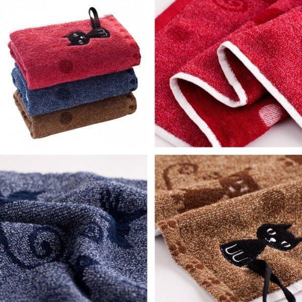Махровое полотенце HANDMADE (3 цвета)