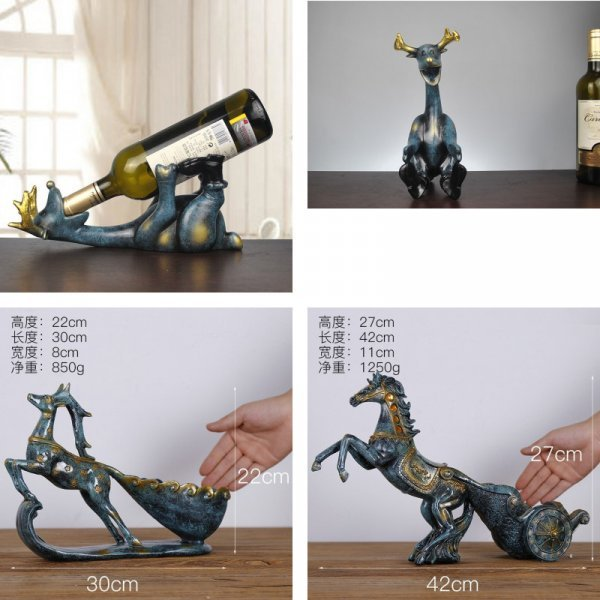 Держатель для бутылок (3 вида)