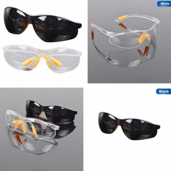 Многоцелевые защитные очки  (2 вида линз)
