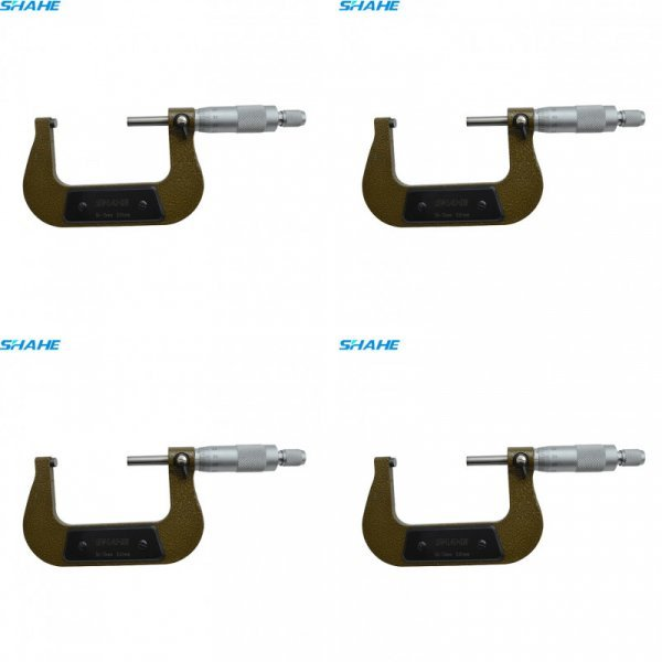 Микрометр высокой точности Shahe (50-75 мм)