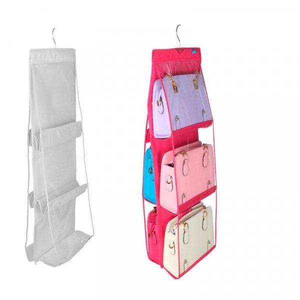 Двухсторонний органайзер для сумок - вещь (5 цветов, 35*35*90 см)
