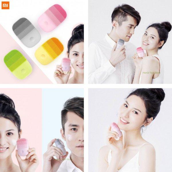 Электрическая щетка для чистки лица Xiaomi inFace