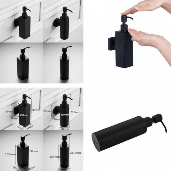 Дозатор для жидкого мыла (4 вида)