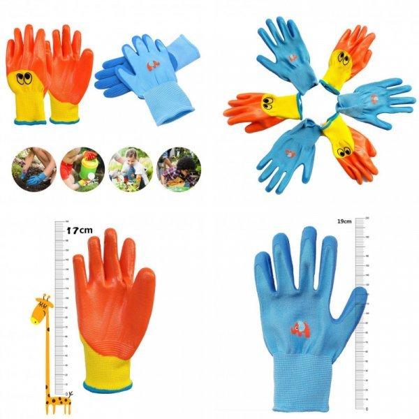 Детские садовые перчатки