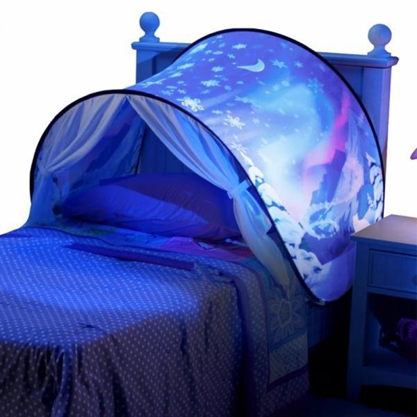 Складной балдахин для кровати от EASYKIDS (8 видов)