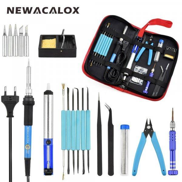 Полный набор для пайки NEWACALOX (60 Вт)