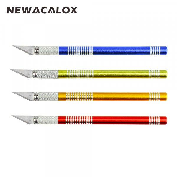 Резчики для дерева и т.п. Newacalox (19 шт.)