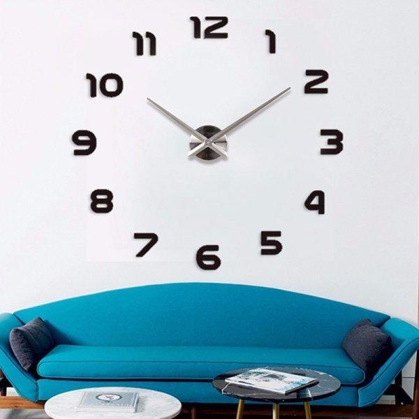 """Любимые всеми настенные 3D часы Muhsein (8 цветов, 37"""" или 47"""")"""