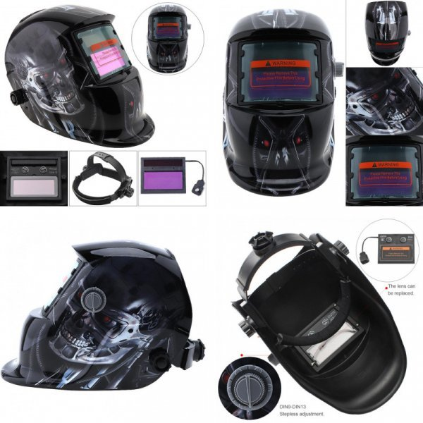 Сварочная маска Other DIN 4