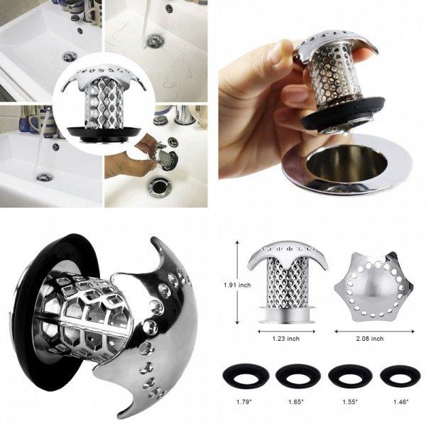 Фильтр для ванной и раковины от DIYWORK