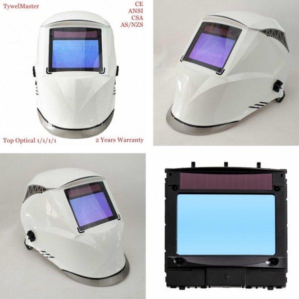 Сварочная маска с хорошим обзором TywelMaster (MMA MIG/MAG TIG CE/UL/CSA)