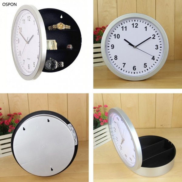 Настенные часы от OSPON