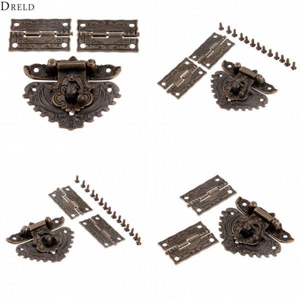 Антикварная бронзовая фурнитура от DRELD