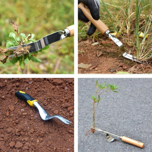 Садовый инвентарь против сорняков (10 видов)