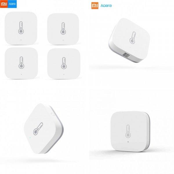 Беспроводной датчик температуры Xiaomi Aqara Smart Air (1-4 шт)