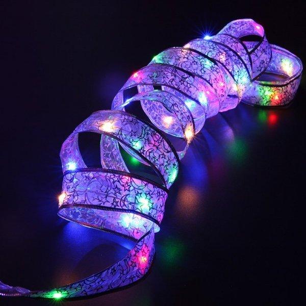 Светящаяся лента от BRIGHTFIRE (4 м, 3 цвета)