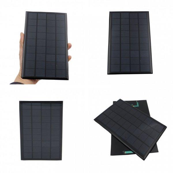 Портативная солнечная панель EPSOLAR (3 Вт, 9 В, 330 мА)