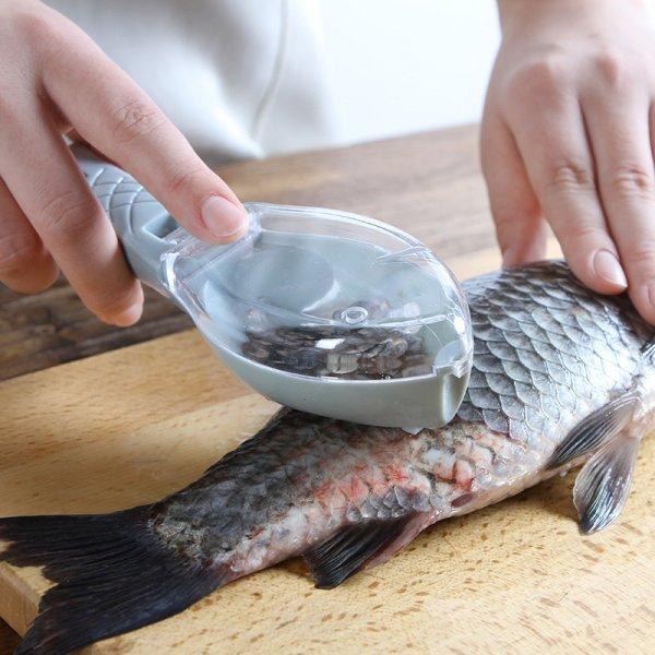 Скребок для чистки рыбы  ETya