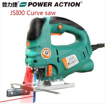 Лобзик электрический с подсветкой Power Action (500 Вт)