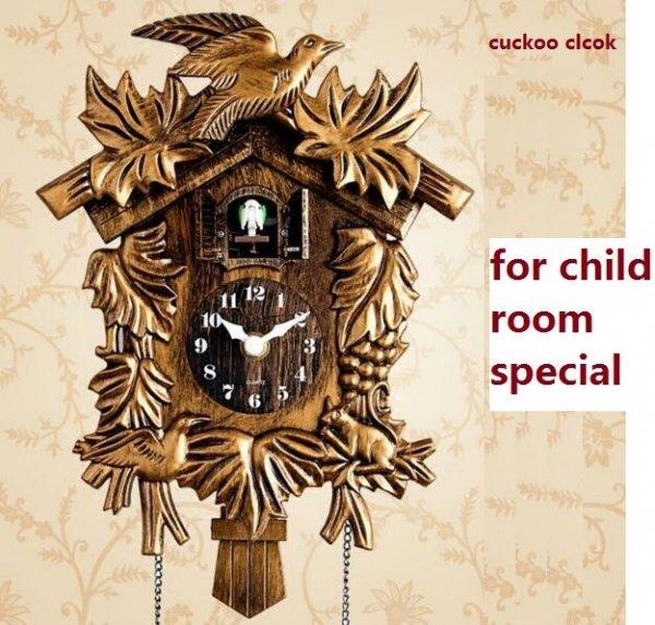Классические часы с кукушкой от LC Love_Call