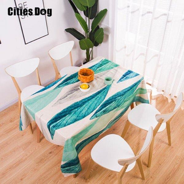Скатерть на стол  Cities dog (17 принтов, 8 размеров)