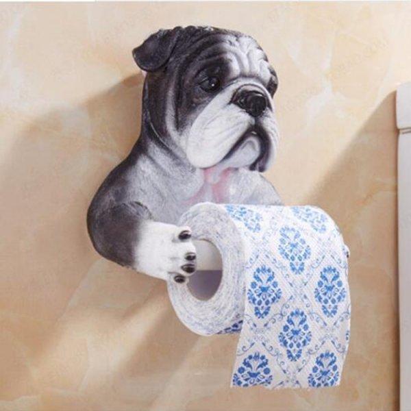 Держатель для туалетной бумаги от IKVVT (6 видов)