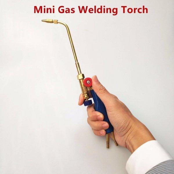 Сварочная газовая мини горелка TywelMaster