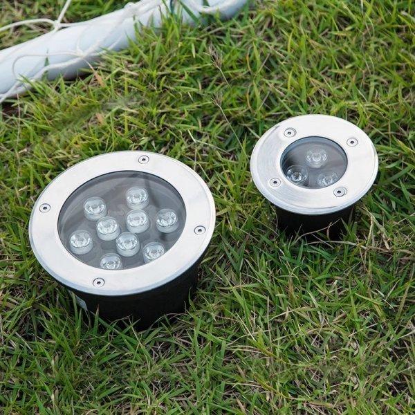Наземный светильник WOXOYOZO (5 цветов, 1-36 Вт)