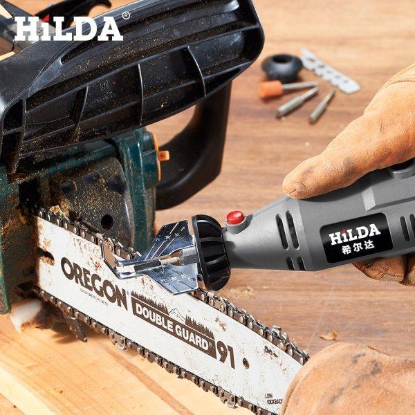 Приспособление для заточки цепей от HILDA