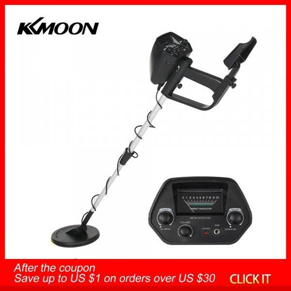Электронный металлоискатель от KKMOON