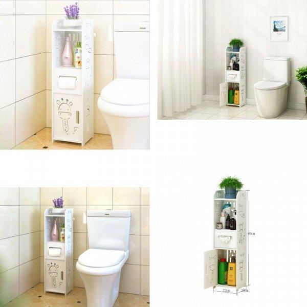 Компактный шкаф для ванной
