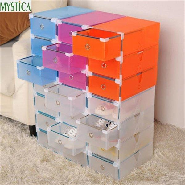 Органайзер с выдвижными ящиками для обуви MYSTICA