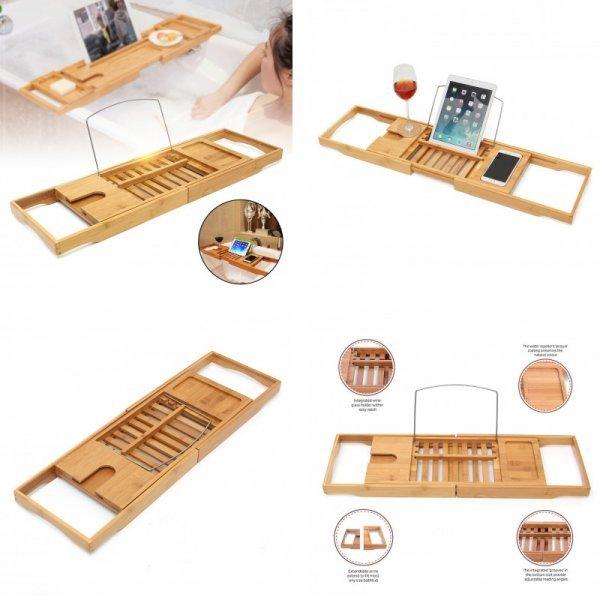 Бамбуковый складной столик от XUEQIN