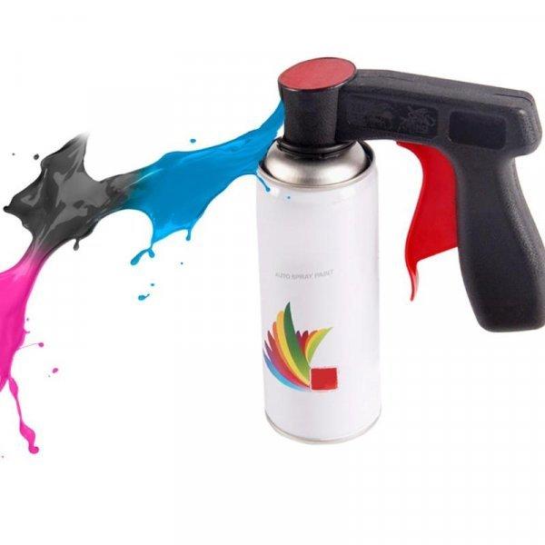 Пистолет для распыления аэрозольных красок от ALLOET