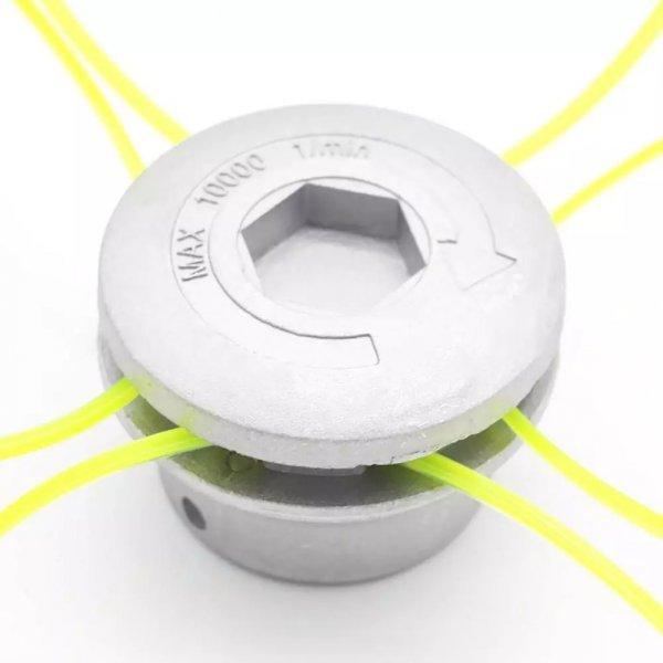Алюминиевая головка для нейлоновой лески от VAHIGCY