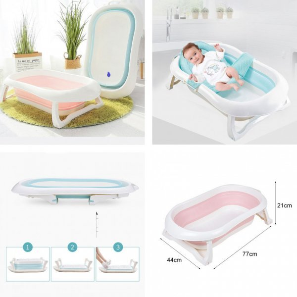 Детская  портативная ванна от BABYSWEET TOY (2 цвета)