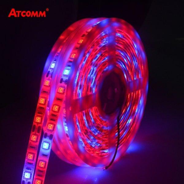 Светодиодная лента для теплиц от ATCOMM (5 м, 5 видов)