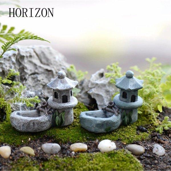 Садовые фигуры Домики  для дачи от Horizon