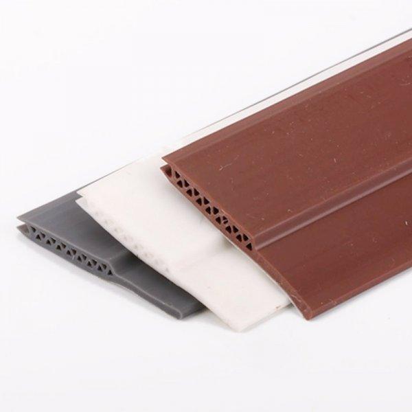 Звукоизоляционный уплотнитель на двери (45 мм, 3 цвета)