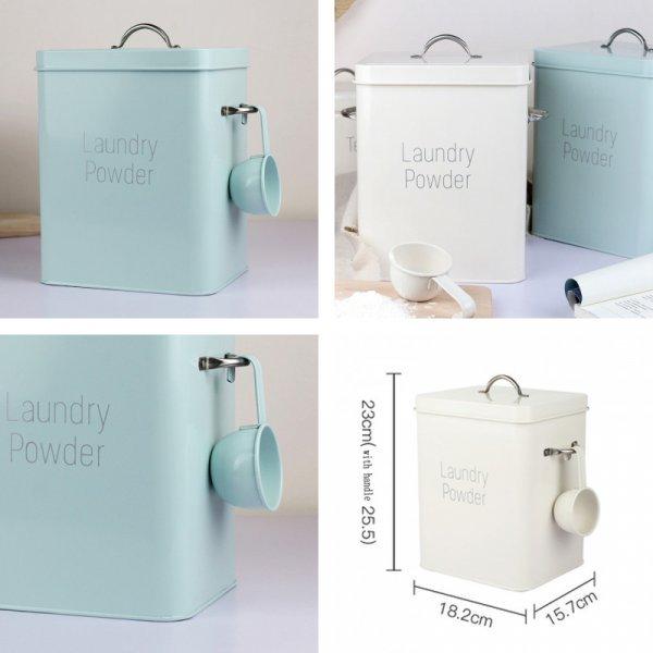 Емкость для стирального порошка (2 цвета)