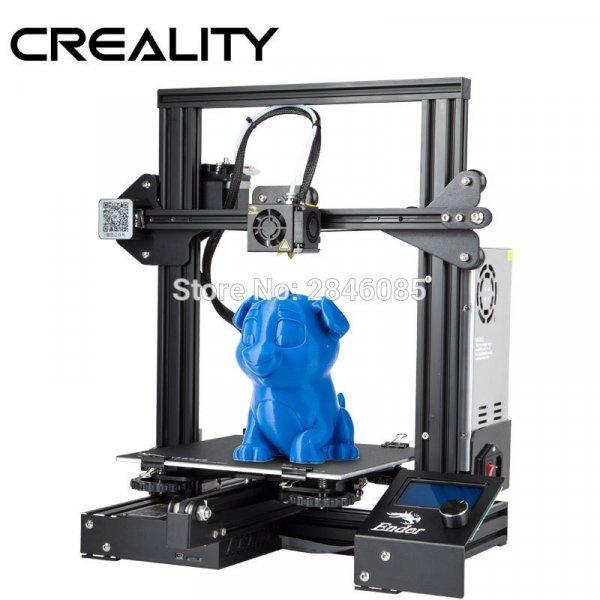 3D Принтер от CREALITY 3D (4 комплектации)