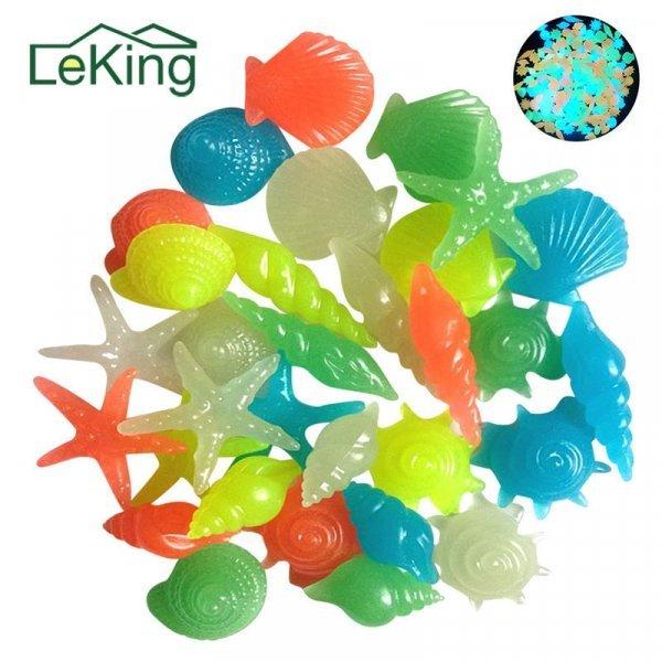 Лютинесцентные фигурки от LeKing (50 шт)